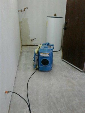 Water Heater Leak Restoration in Largo MD by A & R Restoration LLC
